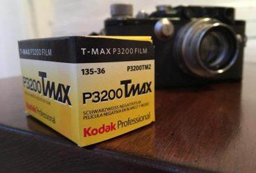 Những hình ảnh đầu tiên của huyền thoại trở lại: Kodak TMAX P3200   50mm Vietnam