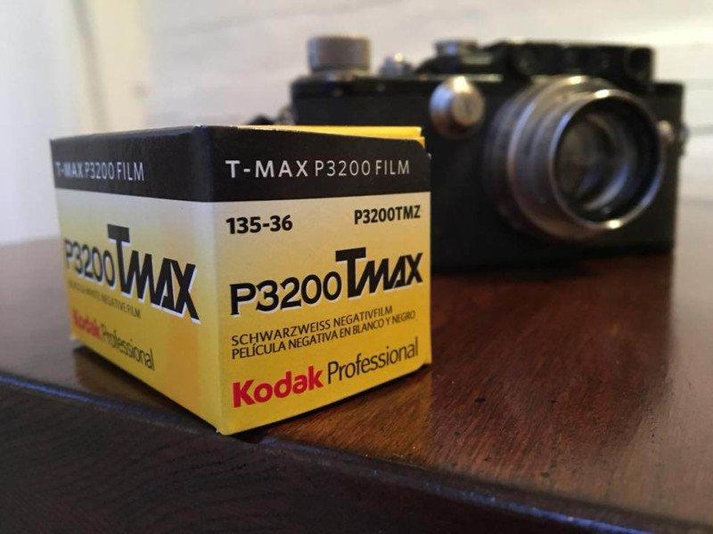 Những hình ảnh đầu tiên của huyền thoại trở lại: Kodak TMAX P3200 | 50mm Vietnam