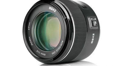 Meike cho ra lò ống kính 85mm f/1.8 AF cho ngàm Canon   50mm Vietnam