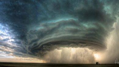 Stranger Things sử dụng cảnh mây bão của nhiếp ảnh gia không xin phép | 50mm Vietnam
