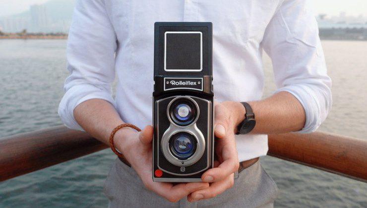 Rolleiflex - Chiếc máy ảnh vintage trở lại với hơi thở hiện đại   50mm Vietnam