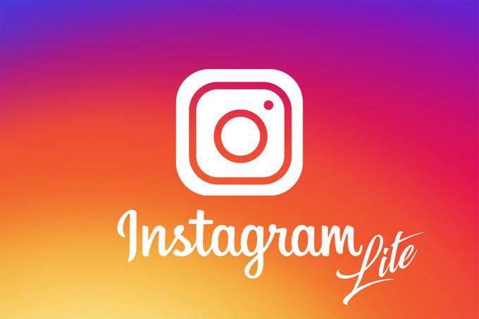 """Instagram ra mắt phiên bản rút gọn """"Instagram Lite""""   50mm Vietnam"""
