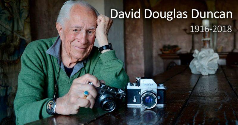 Phóng viên ảnh David Douglas Duncan qua đời ở tuổi 102   50mm Vietnam