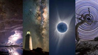 10 tác phẩm đề cử cho giải Nhiếp ảnh gia Thiên văn của năm 2018 | 50mm Vietnam