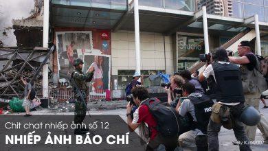 [Mùa II] Chit Chat Nhiếp Ảnh Số 12: Nhiếp Ảnh Báo Chí | 50mm Vietnam