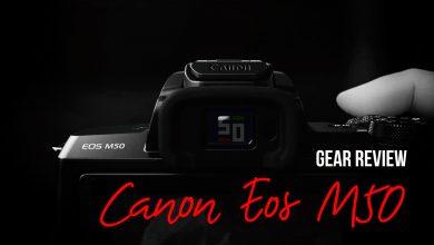 Gear Review - Canon EOS M50 - Chiếc máy mirrorless mới nhất của Canon | 50mm Vietnam