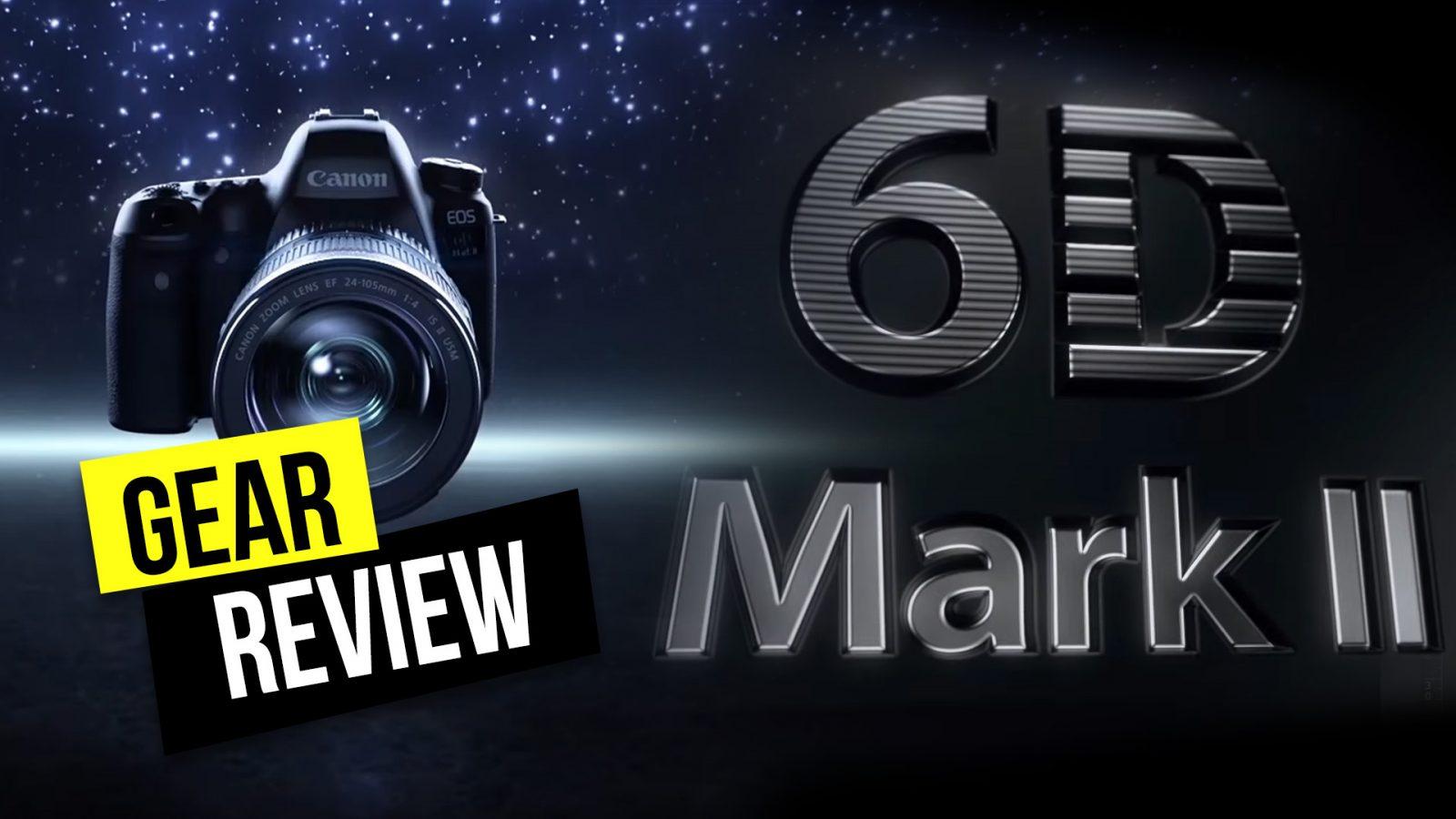 Gear Review - Canon EOS 6D Mark II | 50mm Vietnam
