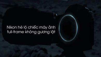 TIN CỰC HOT: Nikon tung teaser máy ảnh Mirrorless Full Frame | 50mm Vietnam