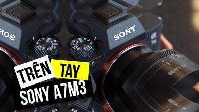 Trải nghiệm nhanh Sony A7 Mark III tại buổi ra mắt ở Hà Nội | 50mm Vietnam