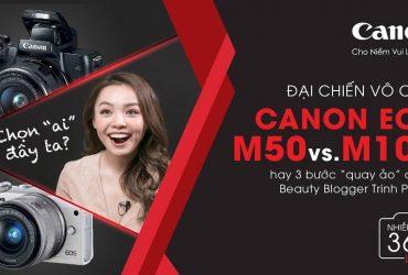 Nhiếp ảnh 360 Live!: EP03: Beauty Vlogger Trinh Phạm và đại chiến máy ảnh quay VLOG   50mm Vietnam