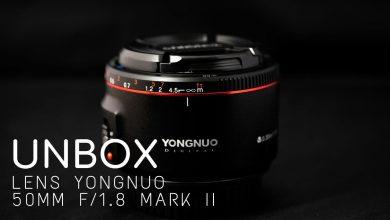 [Mùa II] Chit Chat Nhiếp Ảnh Số 10: Đập hộp Yongnuo 50mm f/1.8 II | 50mm Vietnam