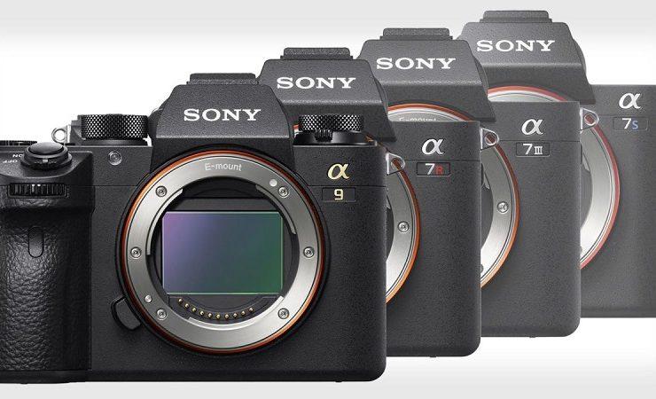 Nửa đầu 2018, Sony mạnh mẽ đất người, Canon vô địch quốc nội | 50mm Vietnam