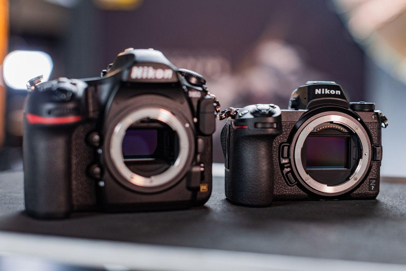 Một chút demo và review với cặp đôi Z6 - Z7 | 50mm Vietnam