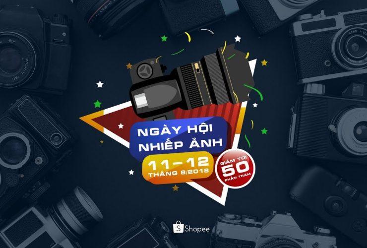 Shopee Photography Days (Sales đến 50%) | 50mm Vietnam