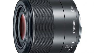 Canon ra mắt EF-M 32mm f/1.4 STM cho người dùng M | 50mm Vietnam