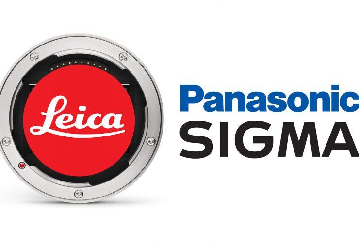 Liên minh L-Mount từ Leica, Panasonic và Sigma