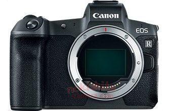 Nóng: Canon lộ hình chiếc máy ảnh mirrorless fullframe đầu tiên mang tên EOS R   50mm Vietnam