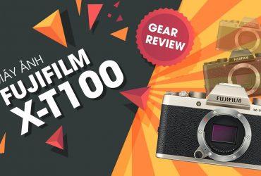 [Gear Review] Fujifilm X-T100 - Gọn, đẹp, chất lượng hình tốt!   50mm Vietnam