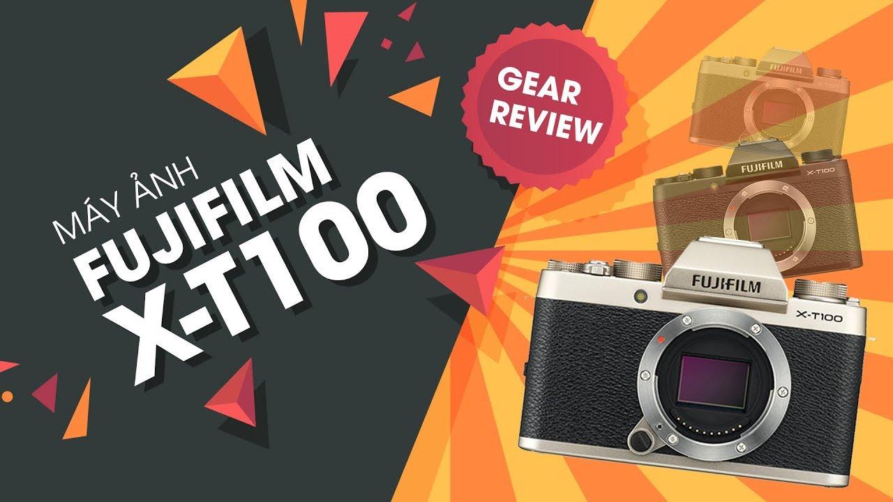 [Gear Review] Fujifilm X-T100 - Gọn, đẹp, chất lượng hình tốt! | 50mm Vietnam