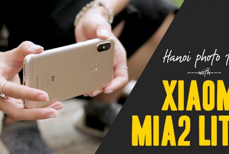 Gear Review - Thử thách chụp Hà Nội đẹp nhất có thể với điện thoại Xiaomi Mi A2 Lite | 50mm Vietnam