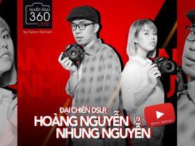 [NA360 Replay] Chụp ảnh thời trang cùng Photographer Nhung Rose vs Content Creator Hoàng Máy Bay   50mm Vietnam