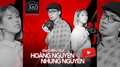 [NA360 Replay] Chụp ảnh thời trang cùng Photographer Nhung Rose vs Content Creator Hoàng Máy Bay | 50mm Vietnam