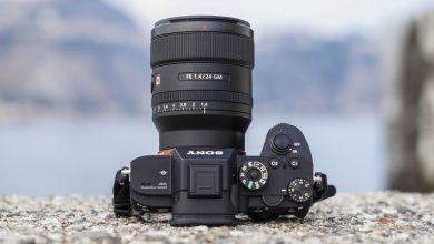 Sony ra mắt ống kính cao cấp FE 24mm f/1.4 GM   50mm Vietnam