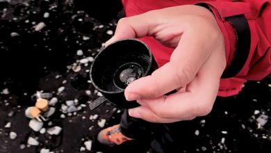 Ống kính băng 10000 năm tuổi chỉ tồn tại vỏn vẹn MỘT PHÚT!   50mm Vietnam