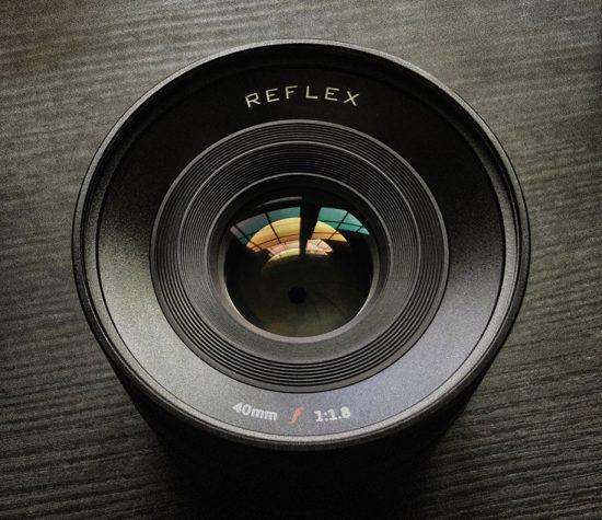Reflex ra mắt bộ 3 ống kính 24mm, 40mm, 75mm cho Canon EOS R và Nikon Z | 50mm Vietnam