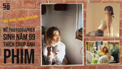 [LIVE] Chit Chat Nhiếp Ảnh: Con gái chụp ảnh phim, tại sao không? | 50mm Vietnam