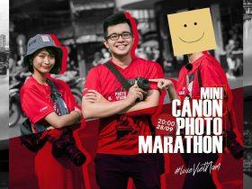 Giả lập đường đua Canon Photo Marathon với những photographer cực kì thú vị! | 50mm Vietnam