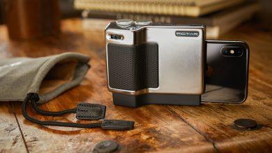 Báng cầm Pictar Pro: Điện thoại biến thành máy ảnh chuyên nghiệp   50mm Vietnam