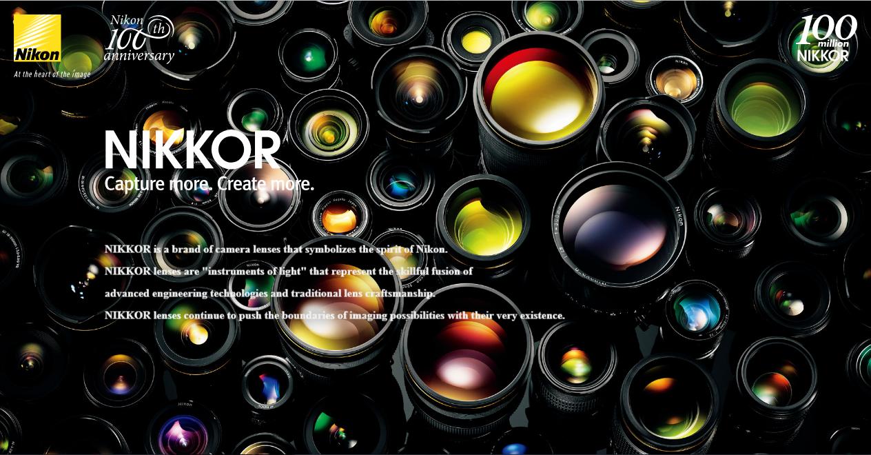 Nikon cán mốc 110 triệu ống kính Nikkor   50mm Vietnam
