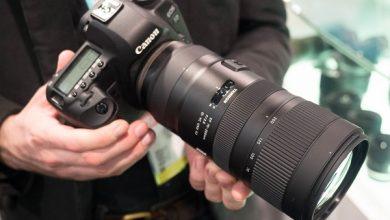 Ống kính Tamron & Sigma có tương thích với EOS R? | 50mm Vietnam