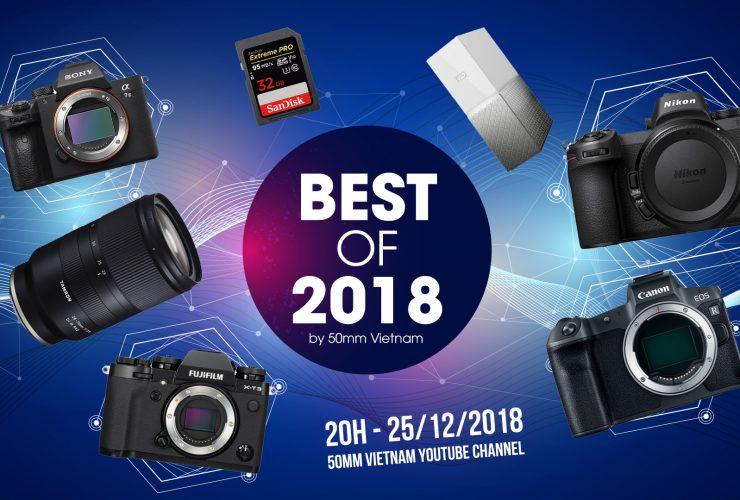 Chit Chat Nhiếp Ảnh: Best of 2018