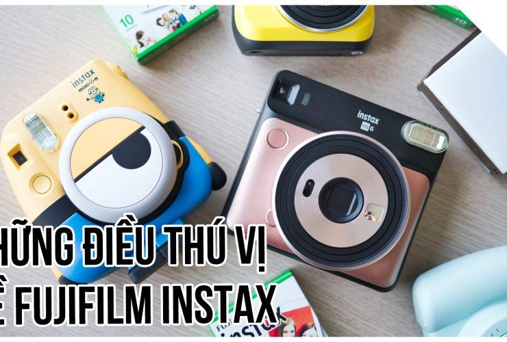 Fujifilm Instax và gợi ý thú vị mùa Giáng Sinh | Chit Chat Nhiếp Ảnh