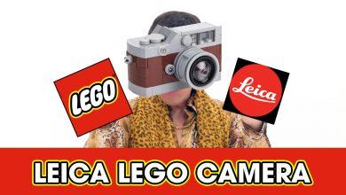 Máy ảnh Leica Lego: Món đồ phải có của tín đồ Lego và Leica | 50mm Vietnam