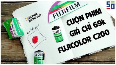 Cuộn phim giá chỉ 69K cho mọi kiểu chụp: FUJICOLOR C200 | Tập 7 | Lên Phim Xuống Phố | 50mm Vietnam