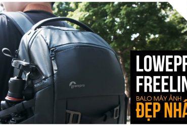 Lowepro Freeline AW350 - Chiếc balô máy ảnh ĐẸP NHẤT QUẢ ĐẤT? | 50mm Vietnam