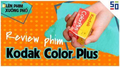 Kodak ColorPlus - Quá RẺ để có một bức ảnh màu VINTAGE | Tập 6 | Lên Phim Xuống Phố | 50mm Vietnam