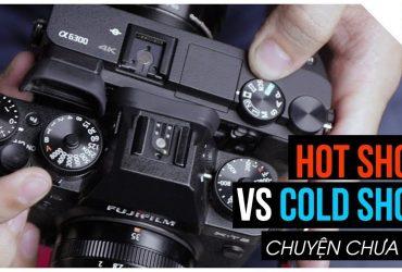 Hot Shoe, Cold Shoe là gì? | Tập 2 | Chỉ 3 phút thôi! | 50mm Vietnam