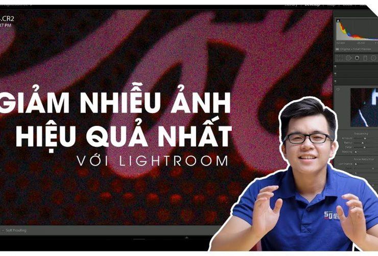Cách KHỬ NOISE ảnh cực kỳ HIỆU QUẢ khi chụp THIẾU SÁNG | Tập 3 | Phòng tối 50mm | 50mm Vietnam
