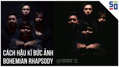 Chỉnh ảnh CHÂN DUNG như phim Bohemian Rhapsody bằng PHOTOSHOP | Tập 6 | Phòng tối 50mm | 50mm Vietnam