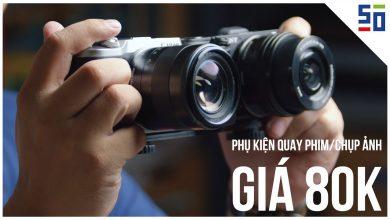 Đập hộp bộ chia chân máy ảnh giá 80K - Rẻ và phù hợp với người cần | 50mm Vietnam