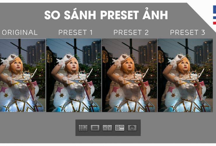 So sánh các preset với nhau cực kì tiện lợi với Virtual Copy và Snapshot | Tập 7 | Phòng tối 50mm | 50mm Vietnam