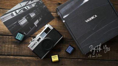 Review DigiFilm Yashica Y35 - Mua hay không nên mua?   50mm Vietnam