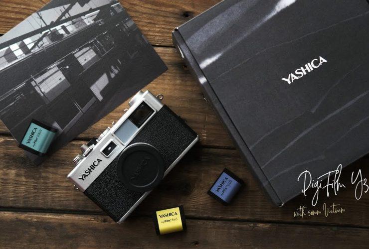 Review DigiFilm Yashica Y35 - Mua hay không nên mua? | 50mm Vietnam