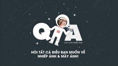 [LIVE] Giúp fan trả lời các câu hỏi | Chit Chat Nhiếp Ảnh