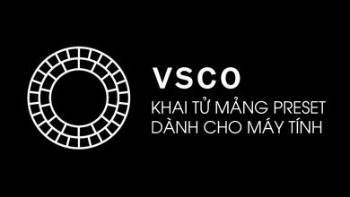 Tin buồn: VSCO khai tử mảng preset giả lập film cho máy tính | 50mm Vietnam