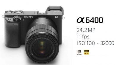 Sony ra mắt a6400: thông số chẳng kém gì fullframe | 50mm Vietnam
